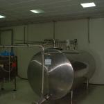Milk processing plant Sudan